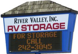 River Valley Rv Storage Spokane Valley Wa