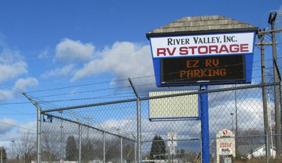 River Valley Rv Storage Spokane Valley Wa